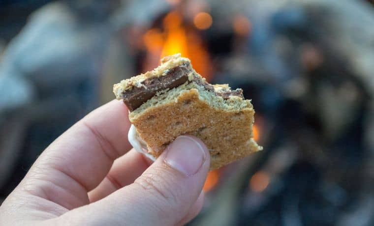 Camping essentials food you need