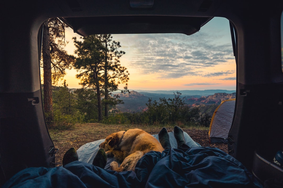 camping essentials with kids